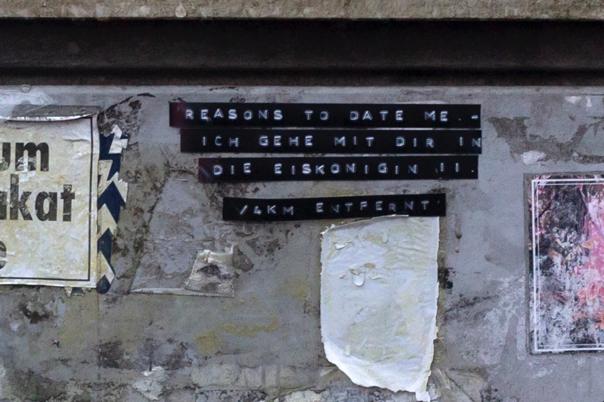 Cerve y lo que surja - Essen, Alemania